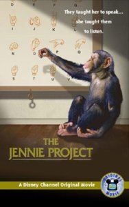 "Poster for the movie ""The Jennie Project"""