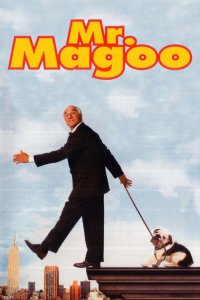 "Poster for the movie ""Mr. Magoo"""