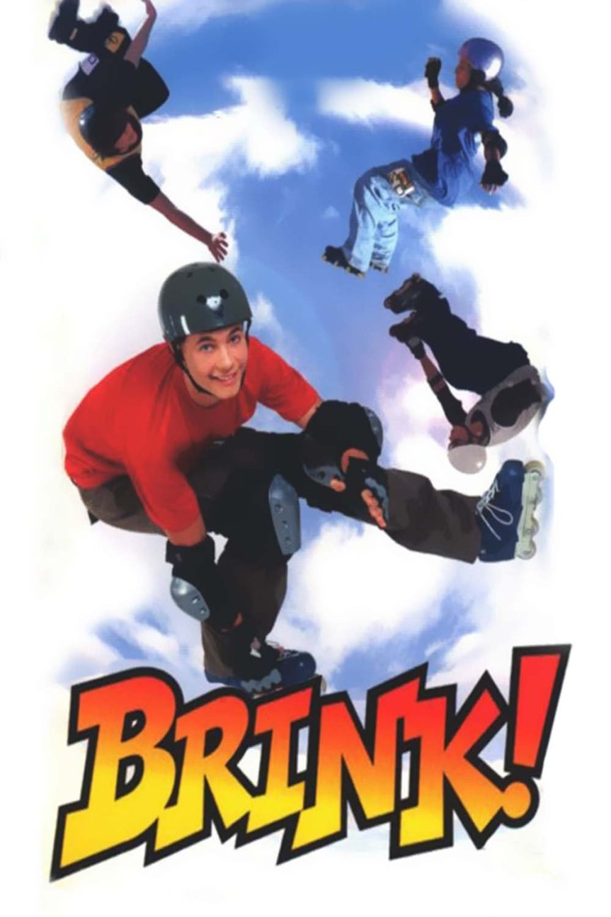 "Poster for the movie ""Brink!"""