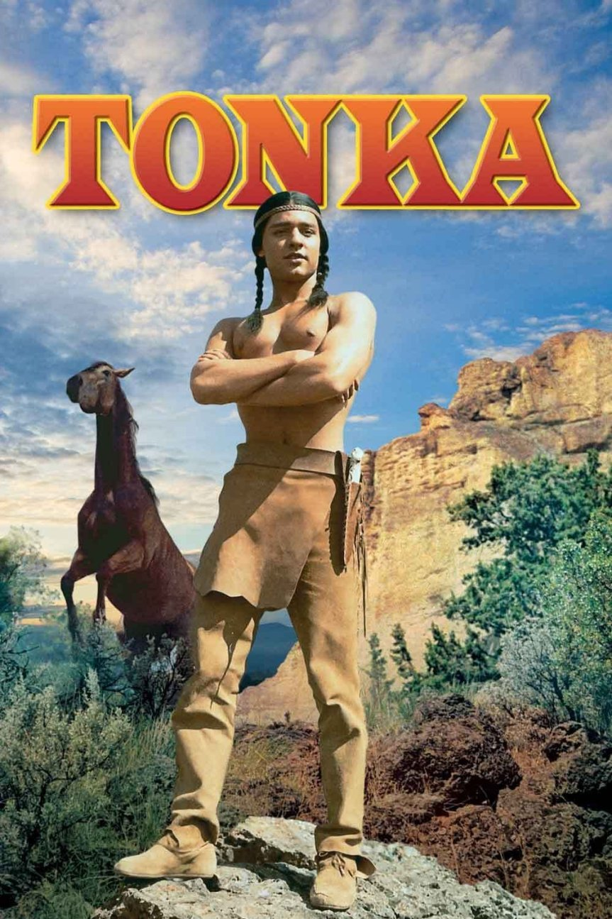 "Poster for the movie ""Tonka"""