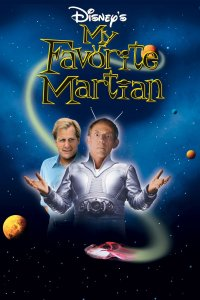 """Poster for the movie """"My Favorite Martian"""""""