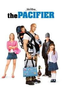 "Poster for the movie ""The Pacifier"""