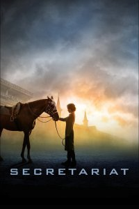 "Poster for the movie ""Secretariat"""