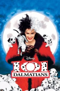 "Poster for the movie ""101 Dalmatians"""