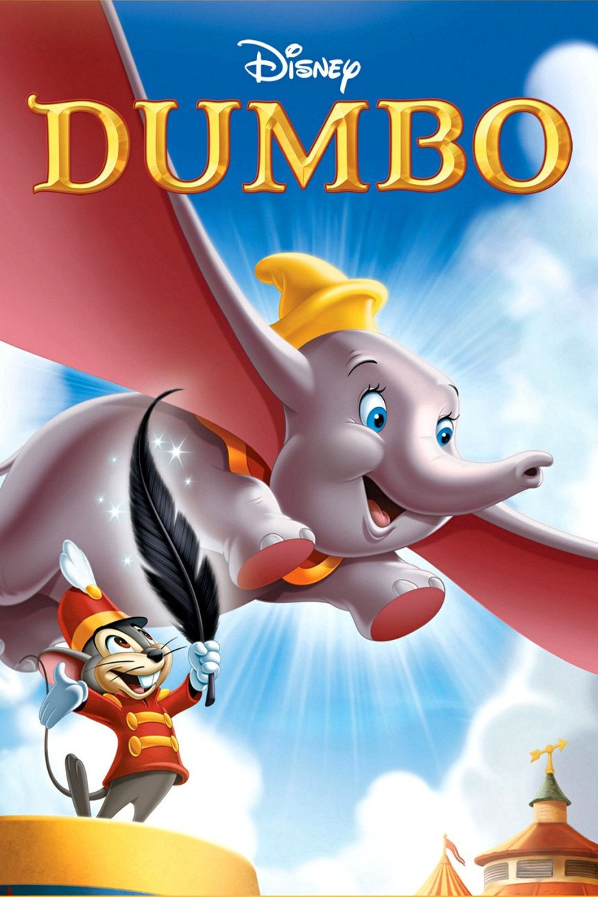 "Poster for the movie ""Dumbo"""