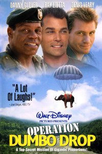 "Poster for the movie ""Operation Dumbo Drop"""