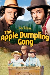 "Poster for the movie ""The Apple Dumpling Gang"""