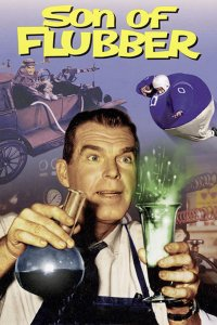 "Poster for the movie ""Son of Flubber"""