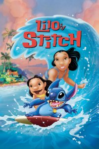 "Poster for the movie ""Lilo & Stitch"""