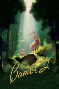 "Poster for the movie ""Bambi II"""