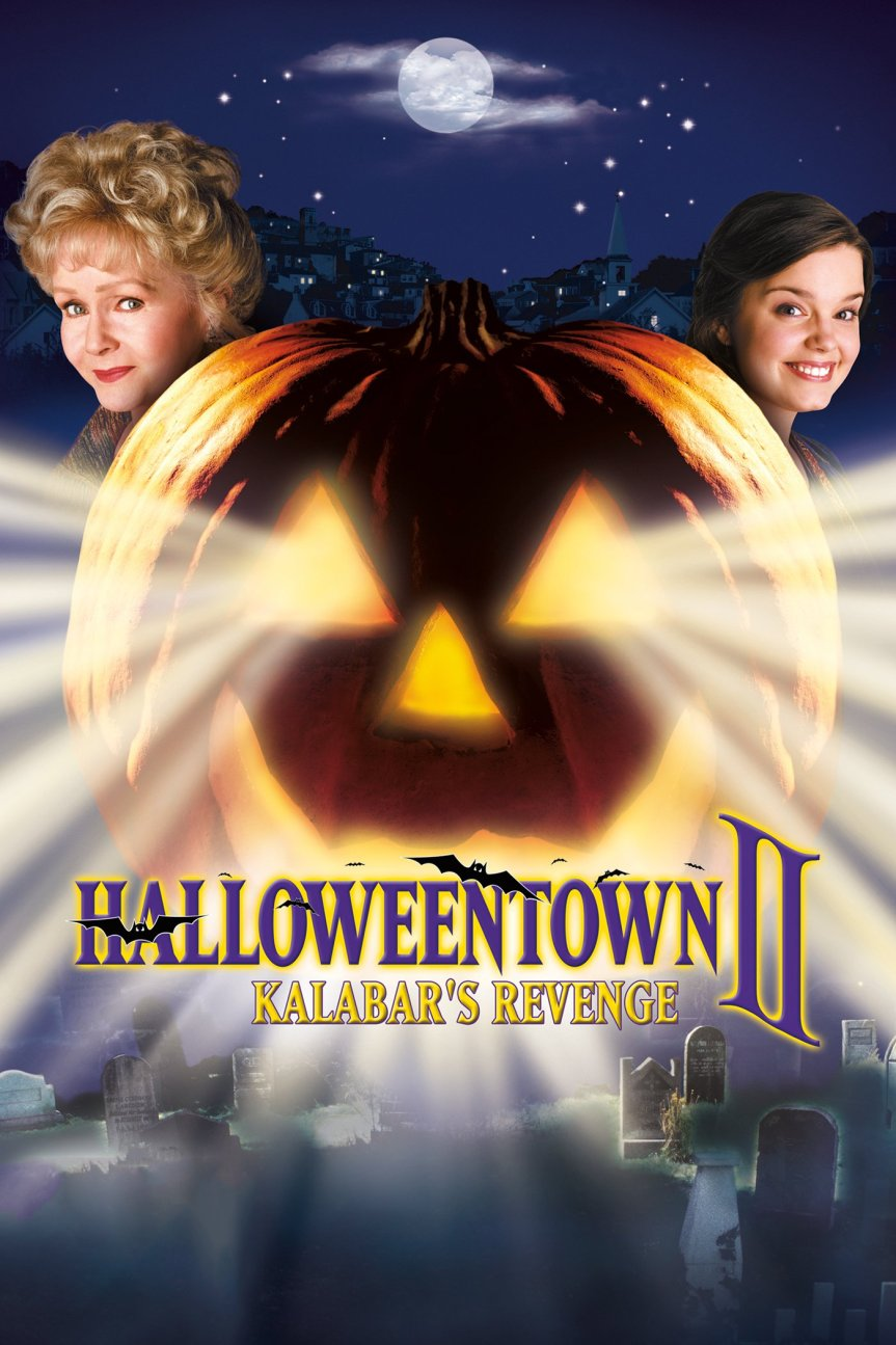 "Poster for the movie ""Halloweentown II: Kalabar's Revenge"""