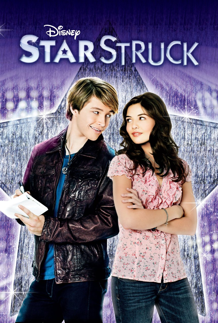 "Poster for the movie ""StarStruck"""