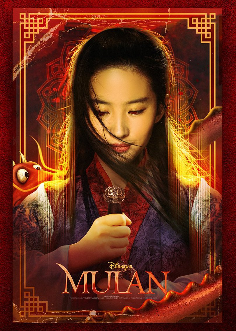 Mulan Disney Movies List