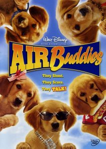 "Poster for the movie ""Air Buddies"""