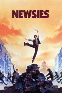"Poster for the movie ""Newsies"""