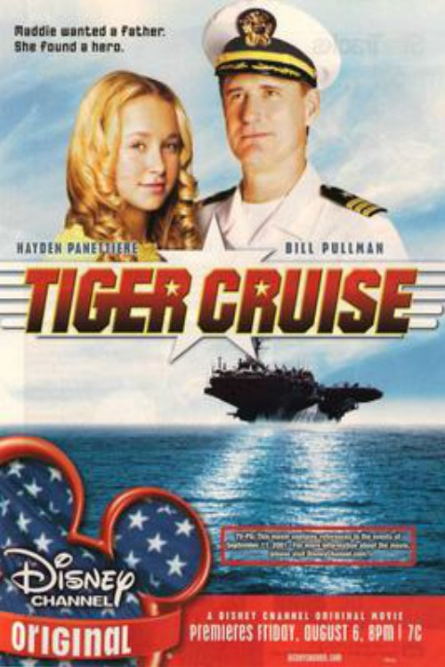 "Poster for the movie ""Tiger Cruise"""