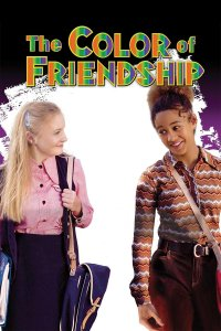 "Poster for the movie ""The Color of Friendship"""