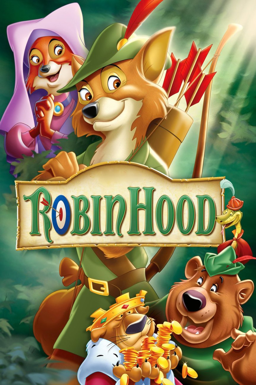 """Poster for the movie """"Robin Hood"""""""