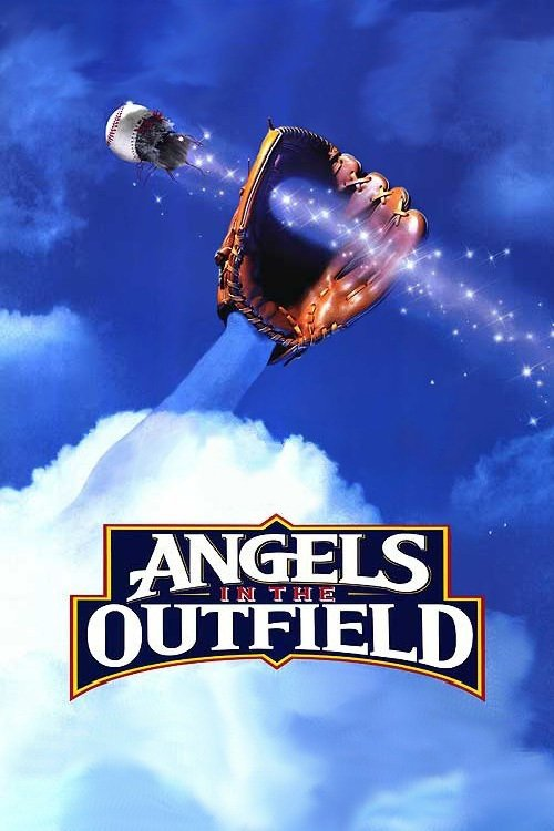 """Poster for the movie """"Angels in the Outfield"""""""