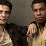 "Oscar Isaac Stirs ""Star Wars"" Shipping Fans with His Opinion on John Boyega's Kiss Scene in ""The Last Jedi"""