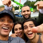 """Disney Defends Accusations of """"Brown-Facing"""" White Background Extras for 2019's """"Aladdin"""""""