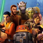 """Star Wars Rebels"" Executive Producer Posts Photo of Work on Season 4 and Series Finale"
