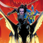 """Revived """"Exiles"""" Marvel Comic Book Features a Valkyrie Character Inspired by Tessa Thompson's Role in """"Thor: Ragnarok"""""""