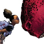 "Marvel Animation Planning ""Moon Girl and Devil Dinosaur"" Animated Series with Laurence Fishburne"