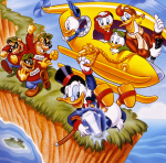"""List of Game Areas in Capcom's """"Ducktales"""" Videogames (1 and 2)"""