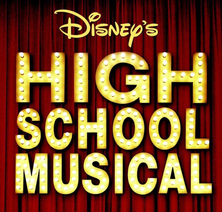 """Song List for First """"High School Musical"""" Film (2006)"""