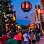 Current List of Shops, Restaurants and Entertainment Choices at Disney Village, Disneyland Paris