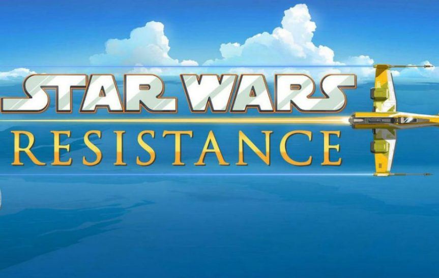 "Meet the Aces: Pilot Characters of ""Star Wars Resistance"" on Disney Channel / XD"