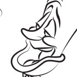 Lumiere – Beauty and the Beast Coloring Pages