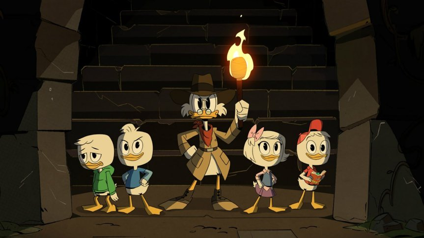 "List of Possible Incoming Characters (and Plot Elements) in ""Ducktales"" Season 2 on Disney Channel"