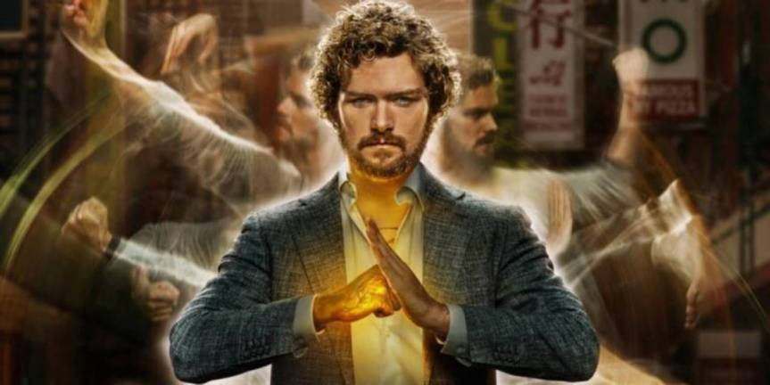 "Episode List (Season 2) for MCU Series ""Iron Fist"" on Netflix"