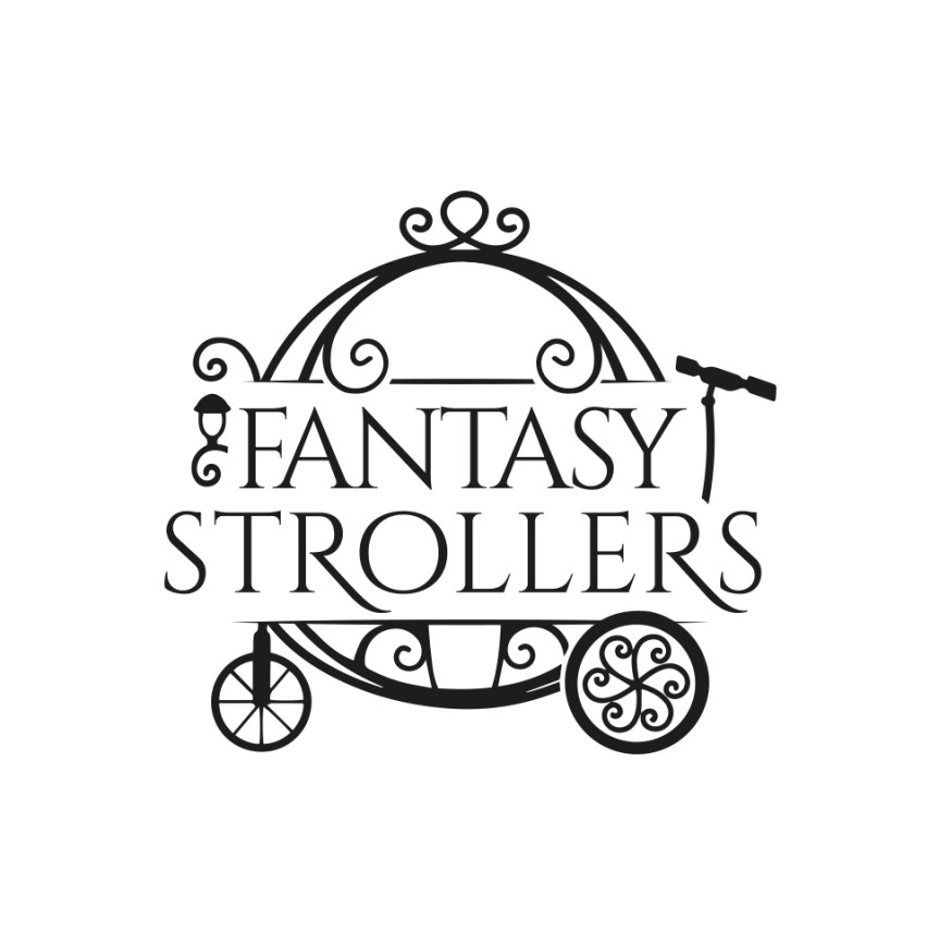 List of Themed Stroller Variants Offered by Fantasy Stroller Company in Disney World