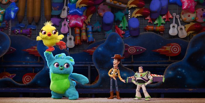 """More New Characters (and Returning Ones) in Disney-Pixar's """"Toy Story 4"""""""