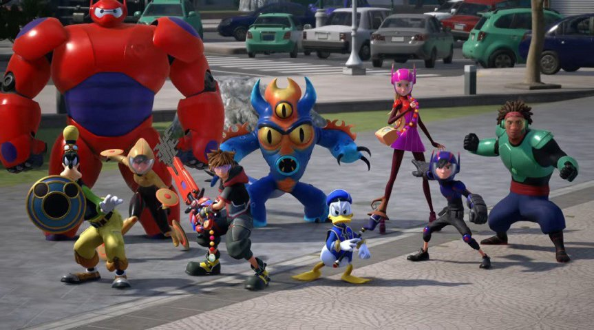 "Disney and Square Enix to Bring ""Kingdom Hearts III"" Experience to Disney Springs, WDW: List of What to Expect"