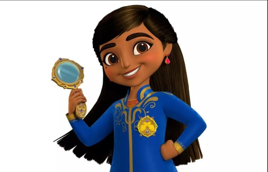"""Cast List for Upcoming Disney Junior Animated Series """"Mira, Royal Detective"""""""