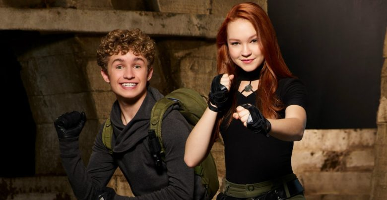 "Cast List for Disney Channel's ""Kim Possible"" TV Movie"