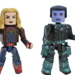 """List of Licensed Toy Tie-Ins for MCU """"Captain Marvel"""" from Diamond Select Toys"""