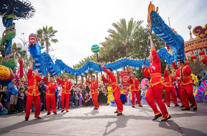 List of Dates for Disney California Adventure's Spring Festivals 2019