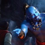 "Fans Slam First ""Aladdin"" Remake Trailer Showing Genie Will Smith"