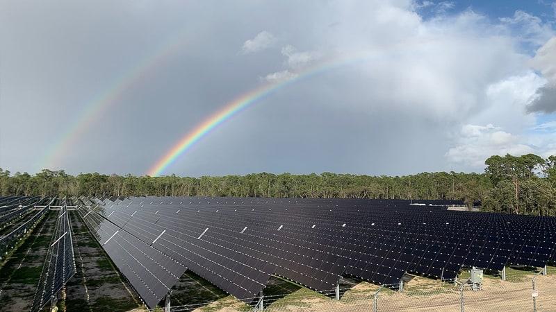 New, Stronger Solar Farm Opens to Help Power Disney World