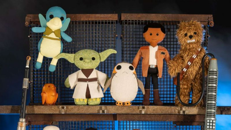 "List of Toy and Merchandise Stores in ""Star Wars: Galaxy's Edge,"" Coming to Disneyland and WDW in 2019"
