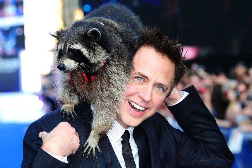 "James Gunn Rehired to Direct ""Guardians of the Galaxy Vol. 3"""