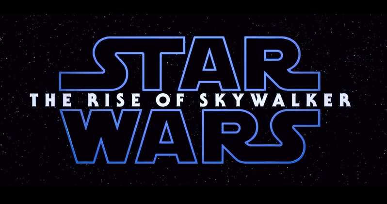 """No One's Ever Really Gone"" in the First Trailer for ""Star Wars: Episode IX – The Rise of Skywalker"""