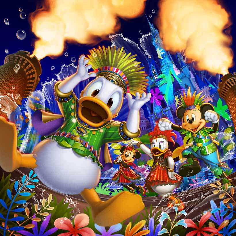 Upcoming Seasonal Events for Tokyo Disney Resort