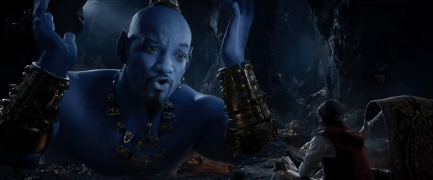 """A Few More """"Aladdin"""" TV Spots to Look Over"""