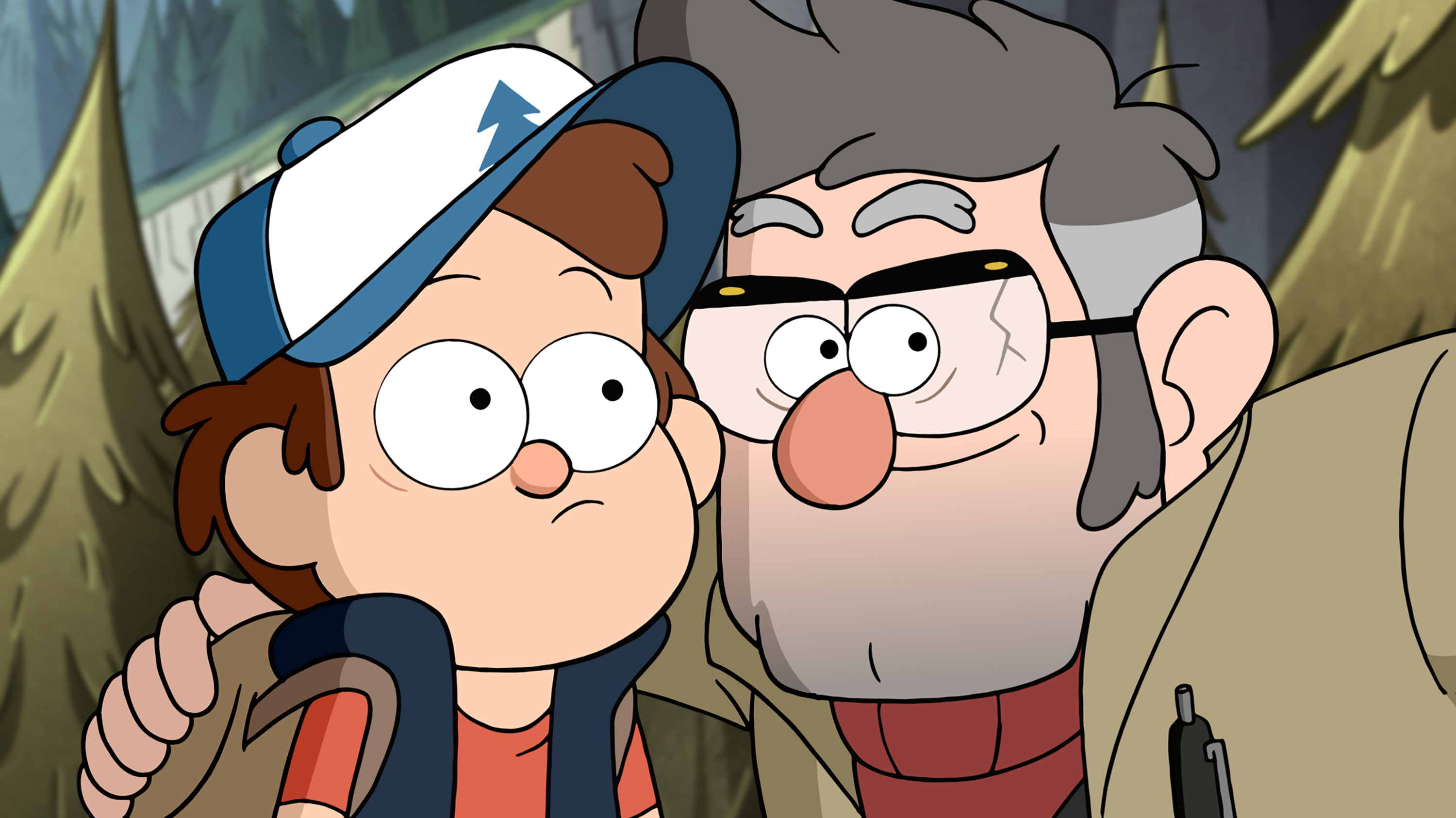 The X Files For Kids Gravity Falls Comes To An End